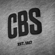 Sweat - CBS Embroidery - Grey_LogoFront
