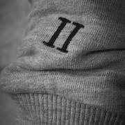 Sweat - CBS Embroidery - Grey_LogoSleeve