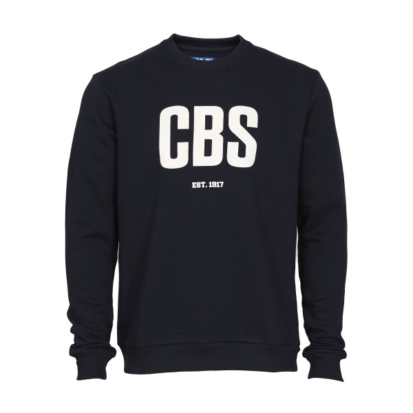 Sweat - CBS Print - Grey_Front