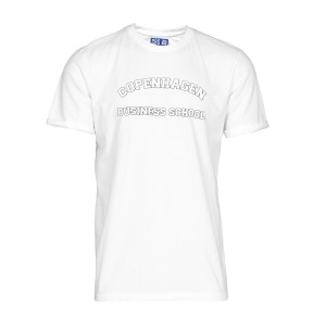 T-shirt - CBS Business - White_Front