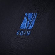 T-shirt - CBS Print - Navy_LogoBack