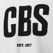 T-shirt - CBS Print - White_LogoFront